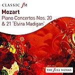 András Schiff Mozart: Piano Concertos Nos.20 & 21