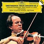 Gidon Kremer Shostakovich: Violin Concerto  No.2 / Schumann/Shostakovich: Violin Concerto in A minor