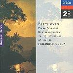 Friedrich Gulda Beethoven: Piano Sonatas Nos. 14, 15, 17, 21-24 & 32