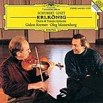 Gidon Kremer Schubert / Liszt: Erlkönig  Duos & Transcriptions