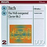 Friedrich Gulda Bach, J.S.: The Well-tempered Clavier, Book 2