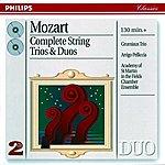 Grumiaux Trio Mozart: Complete Strings Trios & Duos
