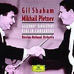 Gil Shaham Glazunov / Kabalevsky: Violin Concertos