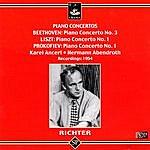 Sviatoslav Richter Richter Plays Beethoven, Liszt, Prokofiev