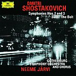 Gothenburg Symphony Orchestra Shostakovich: Symphonies Nos. 2 & 3; The Bolt