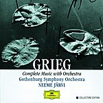Gothenburg Symphony Orchestra Grieg: Complete Music With Orchestra