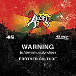 Brother Culture Warning (2-Track Single)