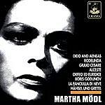 Martha Mödl Marha Mödl - Arie D'Opera & Lieder