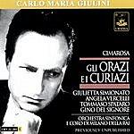Carlo Maria Giulini Cimarosa: Gli Orazi Ei Curiazi
