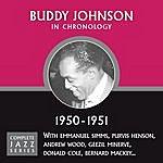Buddy Johnson Complete Jazz Series 1950 - 1951