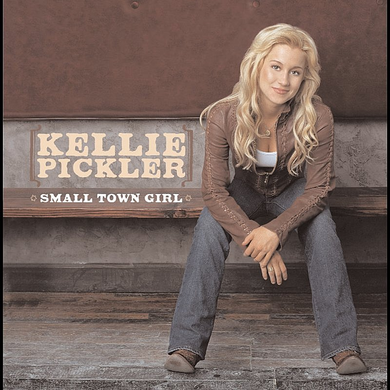 Cover Art: Small Town Girl