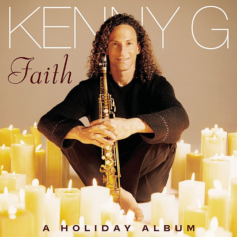 Cover Art: Faith - A Holiday Album