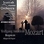 Scottish Chamber Orchestra Wolfgang Amadeus Mozart Requiem and Adagio & Fugue