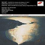 Chamber Orchestra Of Europe Mozart, Copland & Strauss: Clarinet Concertos