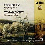 Thomas Sanderling Sergei Prokofiev: Symphony No. 5/Pjotr Tchaikovsky: Romeo and Juliet