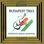 Budapest Ludwig van Beethoven, Allessandro Rolla, Ernst von Dohnányi