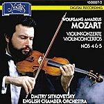 Dmitry Sitkovetsky Wolfgang Amadeus Mozart: Violinkonzerte Nos 4 & 5