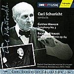 Carl Schuricht Gustav Mahler: Symphony No. 3 - Richard Strauss: Eine Alpensinfonie Op. 64