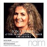 Iona Brown Schubert Symphony No 5 & Mendelssohn Symphony No 4
