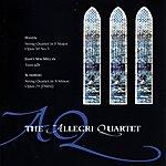 Allegri String Quartet Haydn, Macmillan & Schubert