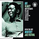 Art Blakey Live At The Monterey Jazz Festival, 1972