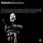 Betty Carter Betty Carter's Finest Hour (International Version)
