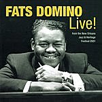 Fats Domino Legends Of New Orleans: Fats Domino Live!