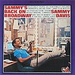 Sammy Davis, Jr. Sammy's Back On Broadway