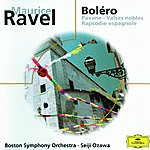 Boston Symphony Orchestra Ravel: Alborada Del Gracioso; La Valse; Rhapsodie Espagnole Etc.