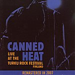 Canned Heat Live At The Turku Rock Festival: Finland 1971