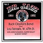 Buck Clayton The Doctor Jazz Series, Vol. 3