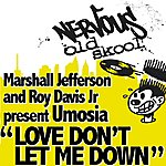 Marshall Jefferson Love Don't Let Me Down (5-Track Maxi-Single)