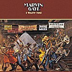 Marvin Gaye I Want You (Reissue)