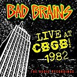 Bad Brains Live At CBGB 1982