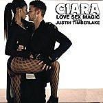 Ciara Love Sex Magic (4-Track Maxi-Single)(Featuring Justin Timberlake)