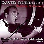Zino Bogachek David Rubinoff