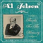 Al Jolson Thanks For The Memory