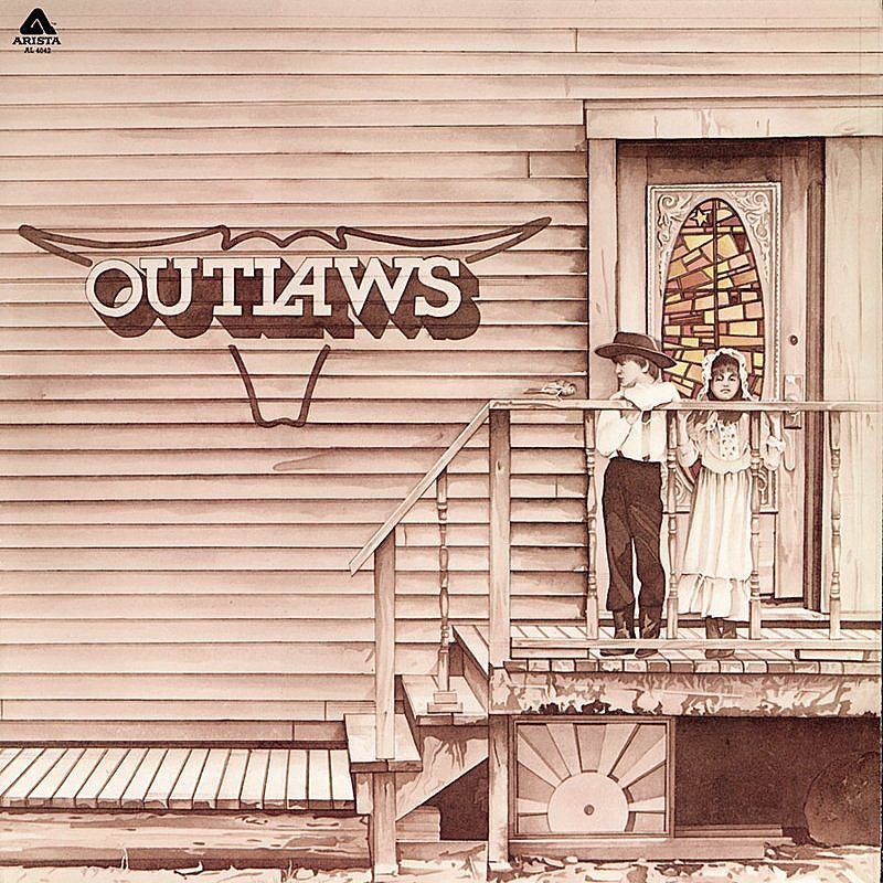 Cover Art: The Outlaws