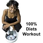 "Allstars 100% Diets Workout Megamix (Fitness, Cardio & Aerobic Session) ""Even 32 Counts"""