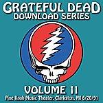 Grateful Dead Grateful Dead Download Series Vol. 11: Pine Knob Music Theater, Clarkston, MI, 6/20/91