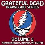 Grateful Dead Grateful Dead Download Series Vol. 5: Hampton Coliseum, Hampton, VA, 3/27/88