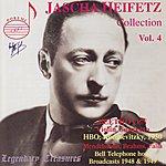 Jascha Heifetz Jascha Heifetz Collection, Vol.4