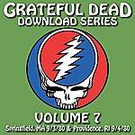 Grateful Dead Grateful Dead Download Series Vol. 7: Springfield, MA & Providence, RI 9/3/80 & 9/4/80