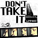 Armando Don't Take It (Feat. Sharvette)