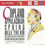 Arthur Fiedler Copland: Appalachian Spring / Billy The Kid