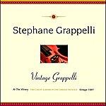 Stéphane Grappelli Vintage Grappelli