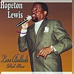 Hopeton Lewis Love Ballads Vol. One