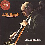 Janos Starker Suites For Solo Cello
