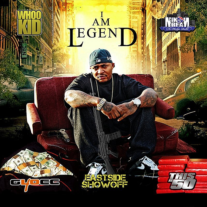 Cover Art: I Am Legend