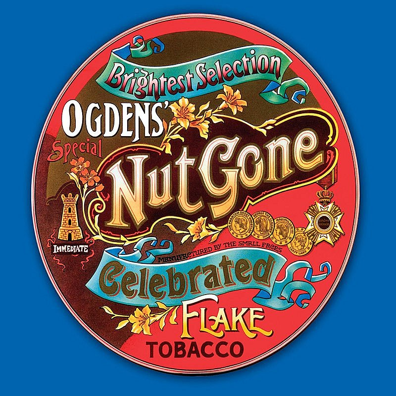 Cover Art: Ogden's Nut Gone Flake